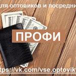 """Все для оптовиков и посредников """"ПРОФИ"""" Садовод"""